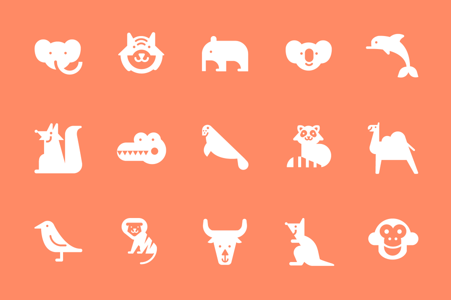 Anonymous Animals Jefferson Cheng Design Amp Illustration